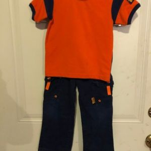Bob the Builder (boys) outfit